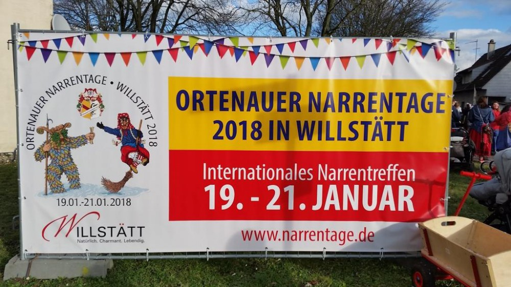 Ortenauer Narrentage 2018 1